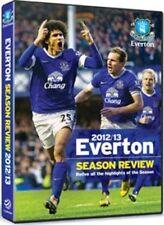 Everton Season Review 2012-13 [DVD], Very Good DVD, ,