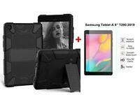 """For Samsung Galaxy Tab A 8"""" SM-T290/T295 Shockproof Rugged Tablet Case+ Screen"""