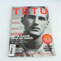 TETU Magazine #120 French Language Gay Men Hillary Clinton Jamie Foxx 2007