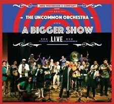 MIKE WESTBROOK - UNCOMMON ORCHESTRA: LIVE & COMPANY  2 CD NEU