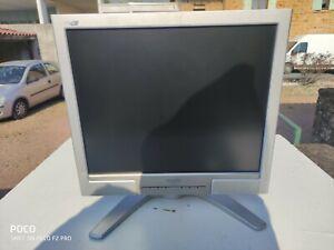 ECRAN LCD 17 POUCES 5/4 PHILIPS HNB7170T OCCASION TESTE (4345)