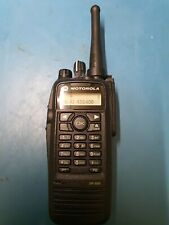 Motola DP3600 UHF DMR & FM Hand Held Nice Condition GWO!