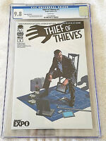 Thief of Thieves #1 Image Expo Variant CGC 9.8 NM/MT, Image 2012, Kirkman