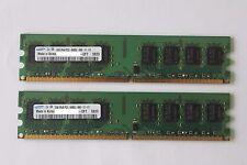 4GB Samsung DDR2  800 MHz, DIMM 240-pol.) RAM Arbeitsspeicher
