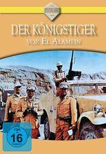 DER KÖNIGSTIGER VOR EL ALAMEIN Frederick Stafford GEORGE HILTON Robert DVD Neu