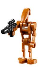 LEGO ® - Star Wars ™ - Set 75077 - Figurine Battle Droid Dark Orange (sw467)