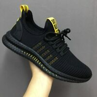 Men Shoes Sneakers Trainer Runner Casual Mesh Walking Fashion Lightweight Strong