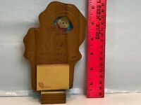 Vintage Eeyore Don't Forget Winnie the Pooh Disney Applause Magnet Fridge Remind