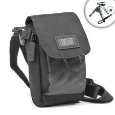 USA Gear Compact Camera Carrying Pouch Case for misc Samsung Cameras