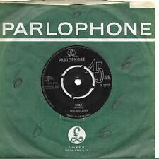 """The Hollies Stay  +Now's The Time (From Film """"It's All Over Town"""") UK 45 7"""" sgl"""