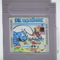 Die Schlümpfe   Nintendo Game Boy Spiel   GameBoy Classic Modul   Gut