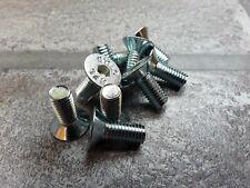 M8 x 20 Socket head Counter Sunk  Screws 10.9 DIN 7991  10pcs