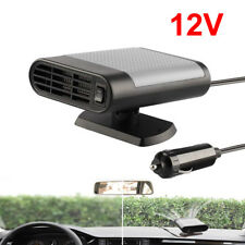 Car Heater Defogger Windshield Defroster Heater Fan Plug in Cigarette Lighter