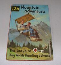 Ladybird Key Words Reading Scheme 12B Mountain Adventure - 1967 - W. Murray