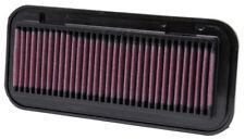 33-2211 K/&N High Flow Filtro dell/'aria si adatta TOYOTA YARIS 1.5 2001-2004