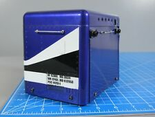 Used Tamiya 1/14 RC King Hauler Rear Sleeper Body Cab Section Only paint Purple