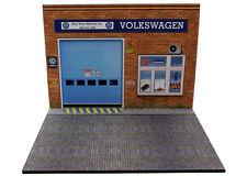 Diorama présentoir Volkswagen Bay View Motors Inc. - 1/24ème - #24-2-E-E-010
