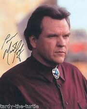 Meat Loaf #2  8 x 10 Autograph Reprint   Paradise by the Dashboard Light