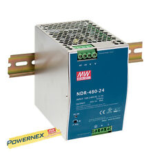 [POWERNEX] MEAN WELL NDR-480-48 48V 10A 480W AC/DC Single Output Power Supply