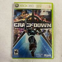 Crackdown 2006 Microsoft Shooter Game Only Xbox 360 Video Game