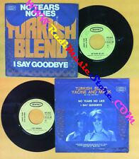LP 45 7'' TURKISH BLEND YACINE AND MALIK No tears no lies I say no cd mc dvd