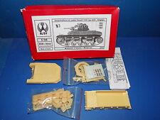 Alby 345 1/35 - Renault 1935 tipo ACG1 Kit de modelo de resina -