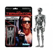 Terminator Reaction Action Figure T-800 Endoskeleton 10 cm Funko Figures