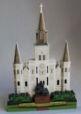 Sheila's Collectibles JACKSON SQUARE New Orleans LA Historic Miniature