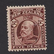 NEW ZEALAND SC 136  Mint OG Hinged