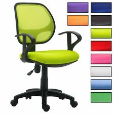 Schreibtischstuhl Kinderdrehstuhl Bürodrehstuhl Stuhl Bürostuhl Drehstuhl