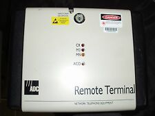 ADC 4 Position Terminal FWM-QLXWW4B Fiber Optic Telecommunication Telephone