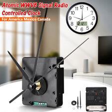 Atomic US WWVB Signal Radio Quartz Clock Movement Kit For America Mexico