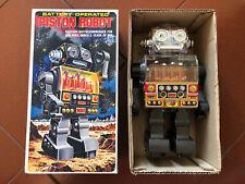 PISTON ROBOT HORIKAWA - MINT IN BOX - FONDO DI MAGAZZINO - JAPAN
