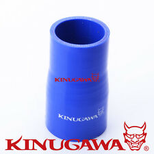 "Kinugawa Turbo / Intercooler Silicon Hose Straight Reducer 2"" to 2.5"" / 4 Layer"