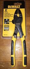 Dewalt-DWHT75403 8 In. Flush Rivet Slip Joint Pliers