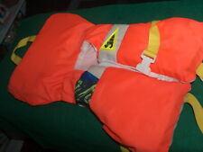 Stearns  Child Life Vest 30 50 Pounds  Orange