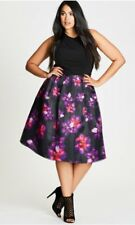 New! City Chic 'Kiss Me Softly' Occasion Dress ~ Size 18 (M)