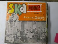 Ska Authentic Volume 2-Various Artists Vinyl LP STUDIO 1