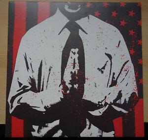 BAD RELIGION - THE EMPIRE STRIKES FIRST / LP VINYL / 2004 Epitaph / Europ. Press