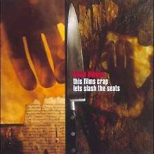 David Holmes This films crap lets slash the seats (1995) [CD]