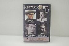 Hollywood Best! 4 Classic Movies DVD Movie Original Release