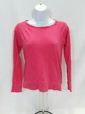 Women's Small Pink Forever 21 Long Sleeve Knit Top