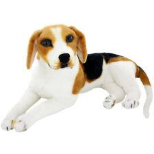 JESONN Lifelike Stuffed Animals Beagle Dog Toys Plush for Kids Gifts 18.9 Inch