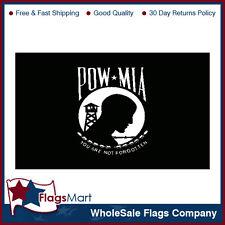 3x5 ft Pow-Mia Standard Flag #F1346