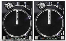 2 RELOOP RP8000 - PRO DIRECT DRIVE TURNTABLES w MIDI & USB / Authorized Dealer