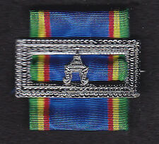 ORDER OF THE CROWN OF THAILAND - FIFTH CLASS MEDAL Ribbon Metal Badge