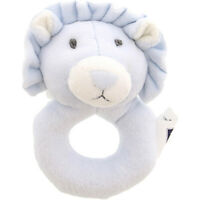 Janie And Jack Plush Lion Rattle Rattles & Ring 200364091
