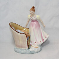Royal Doulton HN 2871 Beat You To It Figurine AS IS