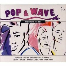 Pop & Wave-The Hits of the 80's (2002) Alphaville, Propaganda, Icehouse.. [3 CD]