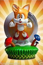 **Brand New Tails Classic Sonic the Hedgehog First4Figures Statue SEGA Rare UK**